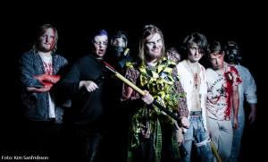 Zombie-lajv - Header