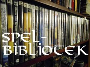 Spelbibliotek