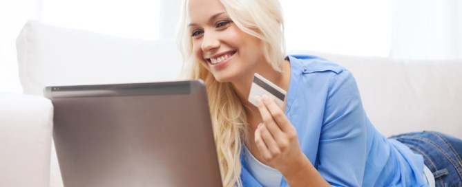 Vitelle woman credit card