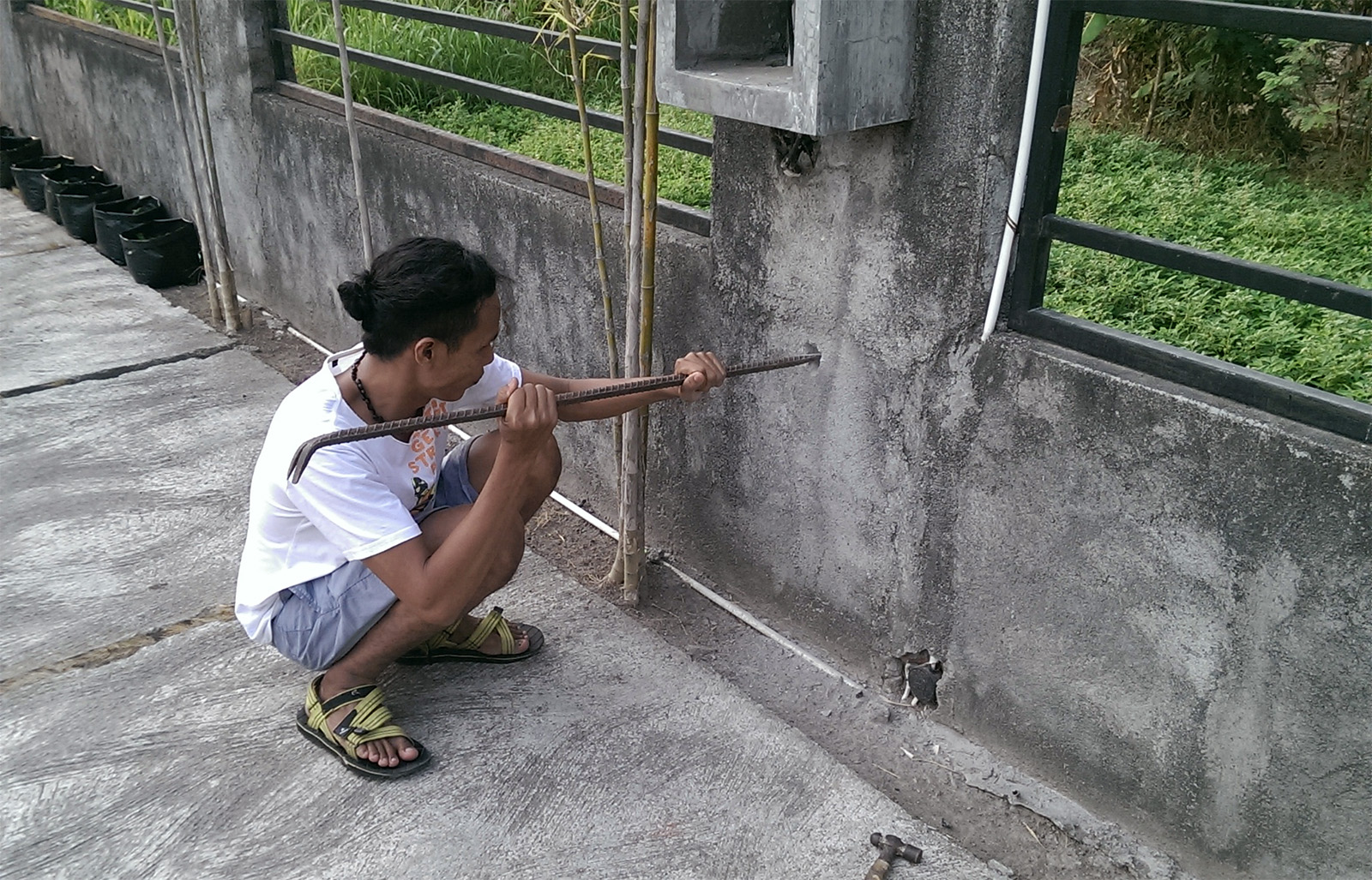 The first Deaddrop in Indonesia ever