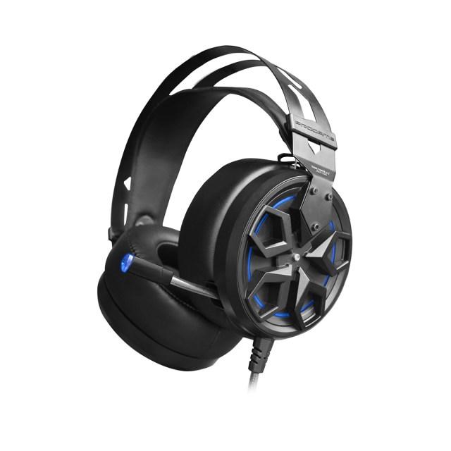 Tai nghe SoundMax AH-330 Gaming có micro, ốp tai lớn chính hãng