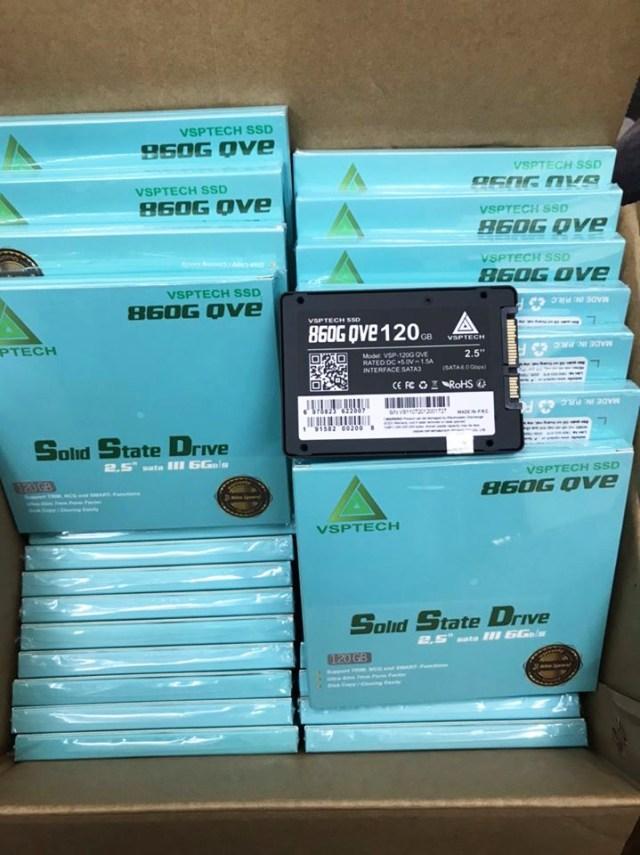 Ổ cứng SSD 120Gb VSPTECH 860G QVE chính hãng