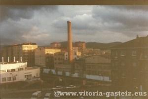 Demolición fábrica Fournier Vitoria-Gasteiz ©www.vitoria-gasteiz.eus