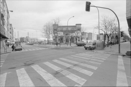 Calle Heraclio Fournier (27 enero 1995) - J. Berasaluce - AMVG