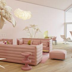 Sofa With Storage India Heated Chair Vitra | Mahdavi Verwandelt Das Loft In Alices Wunderland