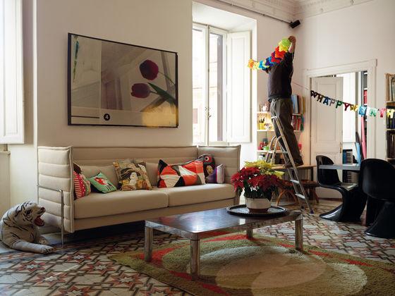 Vitra  Alcove Highback Sofa