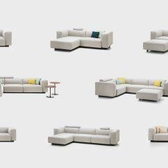 Vitra Sofa Modular Sectional Sofas Under 800 Soft