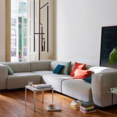 Sofas For Small Es 60s Style Sofa Vitra | Soft Modular