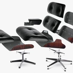 Charles Eames Lounge Chair Pink Childrens Rocking Vitra Since The First Went Into Production Average Human Height Has Increased Worldwide By Nearly 10 Cm In Close Coordination With Office