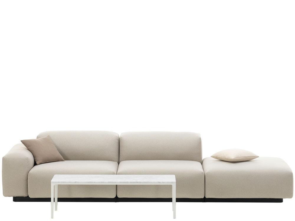 vitra sofa modular huntington house 7100 contemporary sectional   milan design week 2017