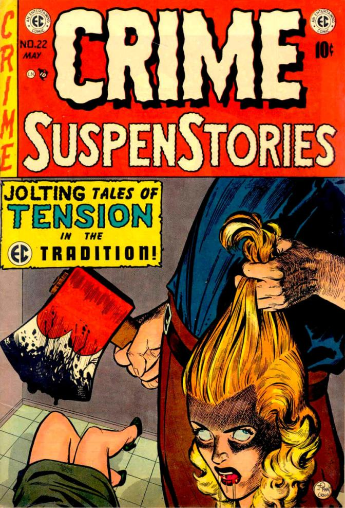 CrimeSuspenStories