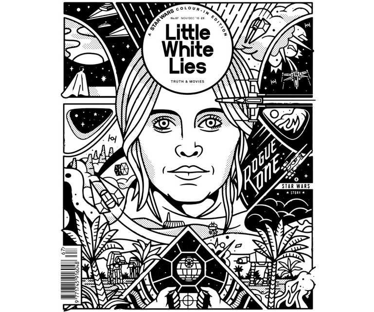 Little White Lies #67: Rogue One: A Star Wars Story