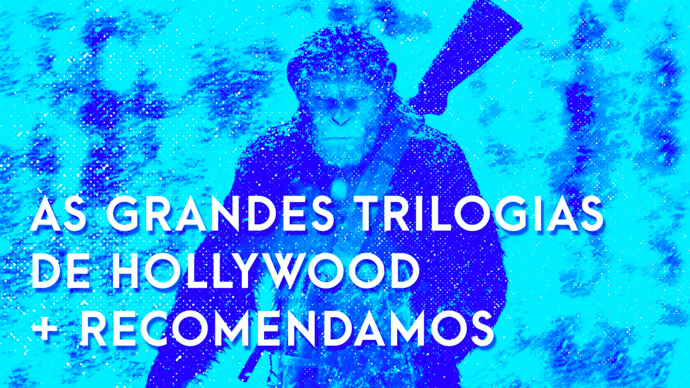 Escafandro Podcast – S02E02: As grandes trilogias de Hollywood + Recomendações
