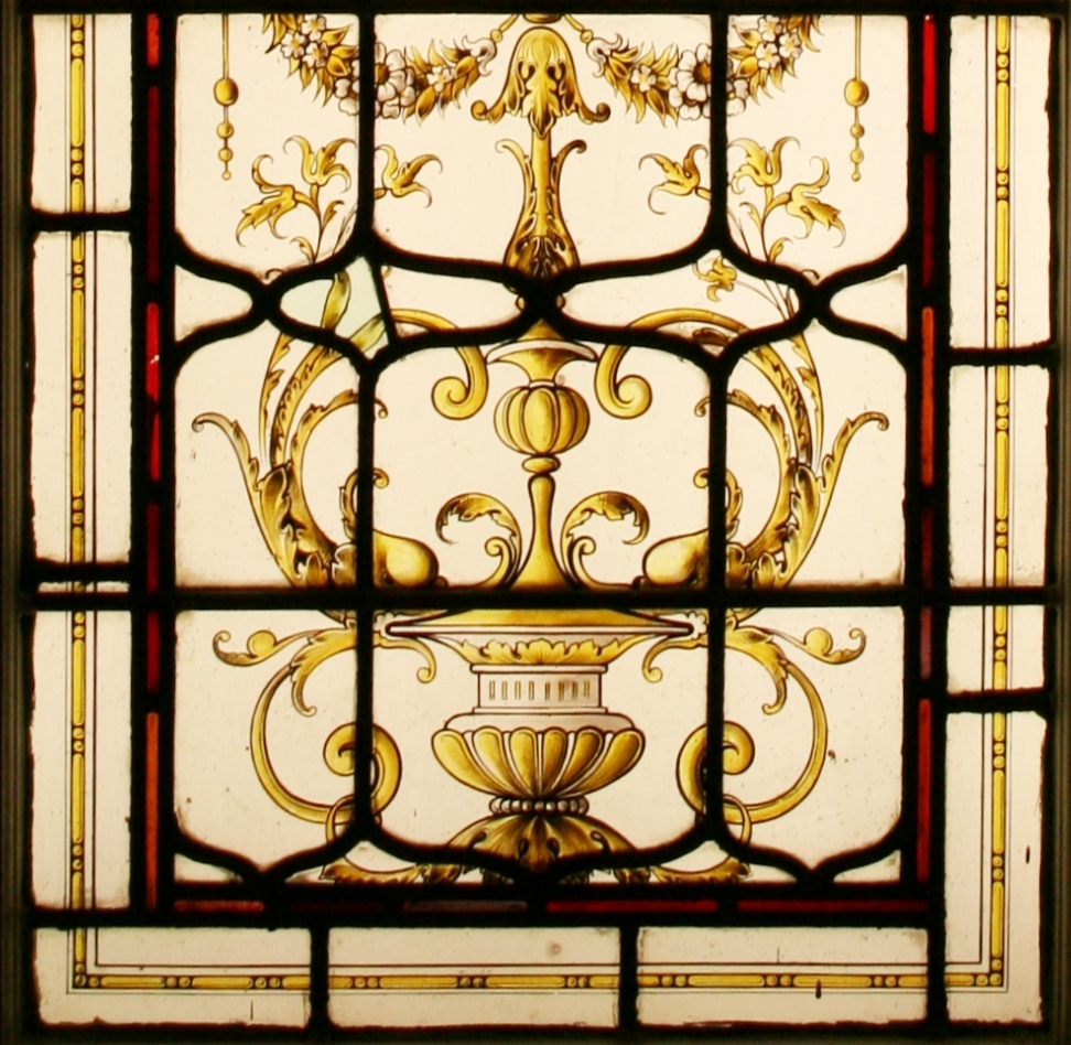 Ref Vic536 Victorian Stained Glass Windows 3