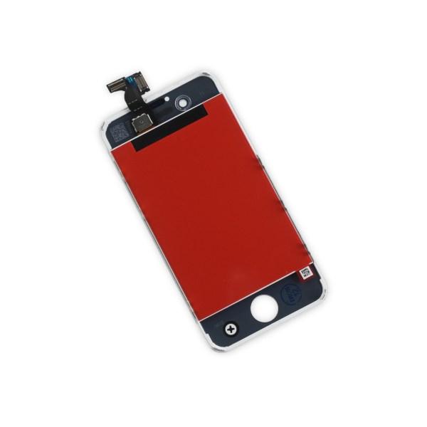 Acheter ecran iPhone 4 blanc pas cher