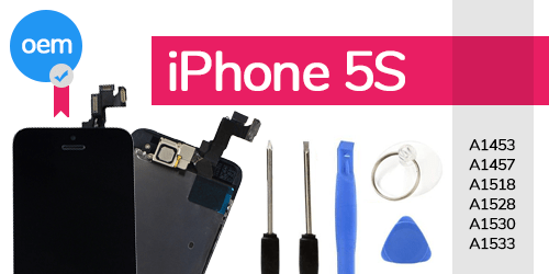 ecran iphone 5s