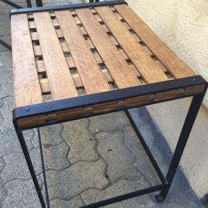 Tabouret bois