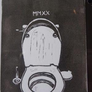 MMXX  blanc