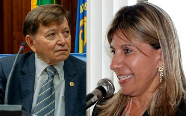 João Henrique reafirma candidatura a reeleição e lança Edna Henrique para deputada federal