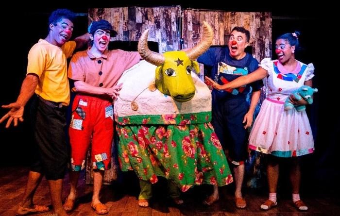 Grupo Artpalco vem em turnê para cidades na Paraíba