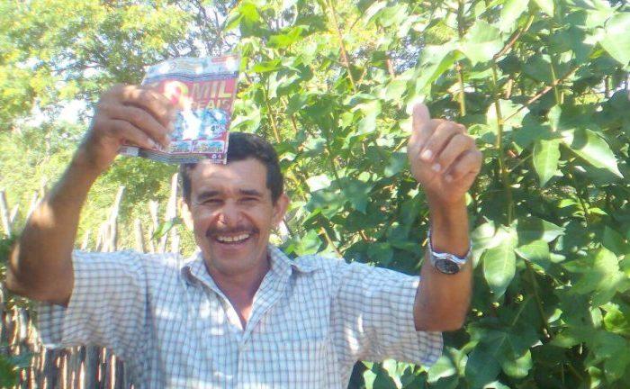 Dois apostadores do Bilhetão da Sorte são premiados no município de Monteiro