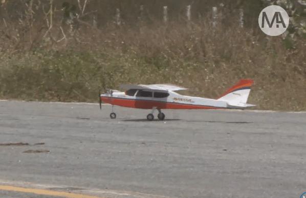 1º Encontro de Aeromodelismo de Monteiro-PB