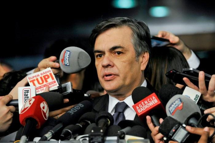 Cássio critica discurso eleitoreiro de João Azevedo