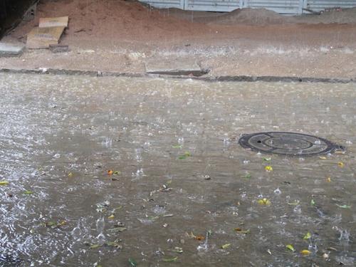 Cidade do Cariri registra mais de 115 milímetros de chuvas; previsão é de mais chuvas