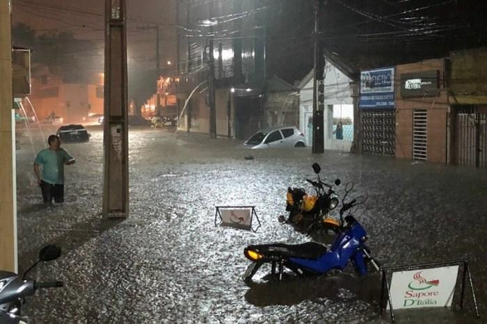 Aesa tem previsão de mais chuvas para a região do Cariri neste final de semana