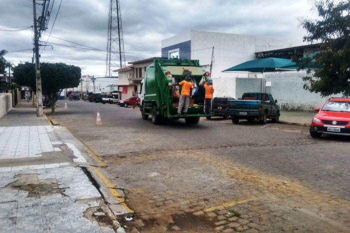 Secretaria de Infraestrutura mantém serviços essenciais no feriado carnavalesco em Monteiro