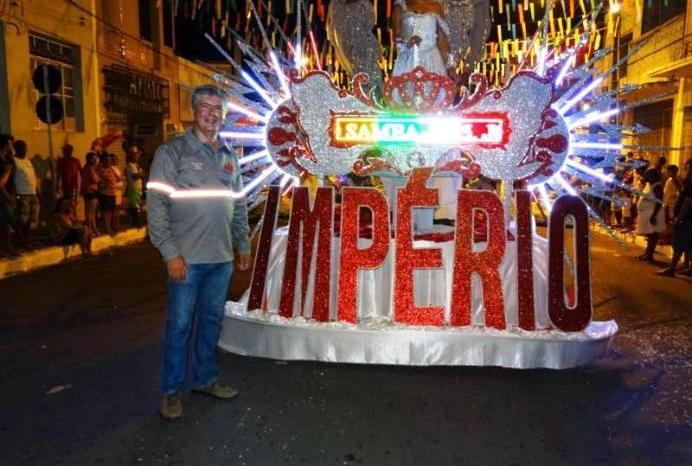 Escola Império do Samba se apresenta neste sábado em JP
