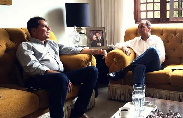 Deputado desiste da reeleição e anuncia apoio a  Manoel Ludgério