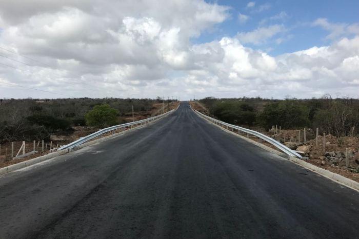 Mais de 45% das estradas da PB estão em bom ou ótimo estado