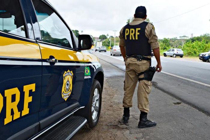 Ex-prefeito paraibano é preso pela Polícia Rodoviária Federal