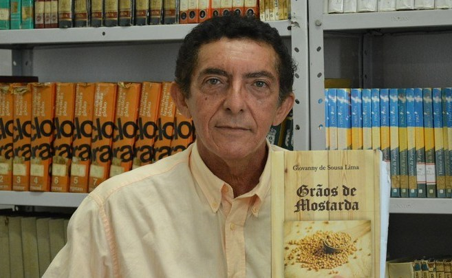 """Poesias do """"Grãos de Mostarda"""" será lançado nesta sexta"""