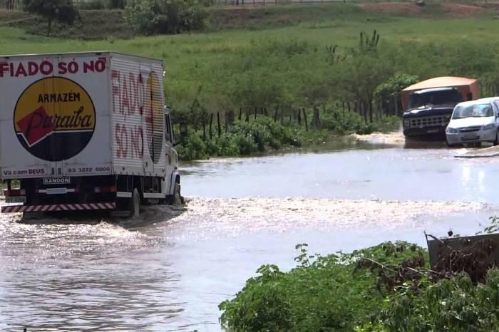 Deputado solicita construção de ponte sobre o Rio Paraíba em São Domingos do Cariri