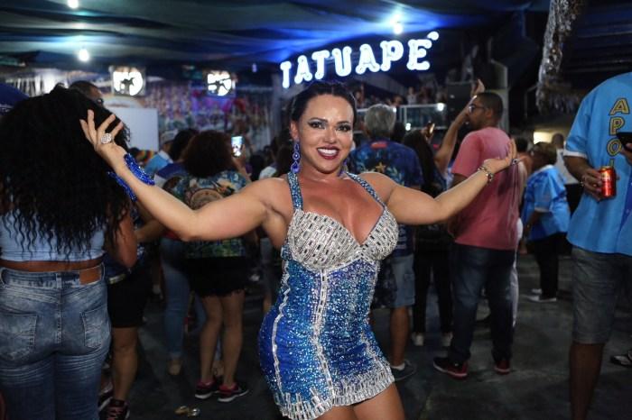Acadêmicos do Tatuapé é bicampeã do carnaval de São Paulo