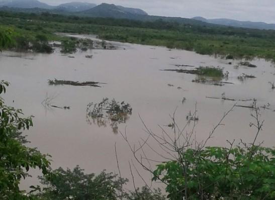 MONTEIRO: Com chuvas, açude de Pocinhos começa a receber recarga de água