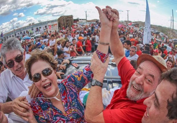 Há um ano, Monteiro era palco do maior evento político da história da Paraíba