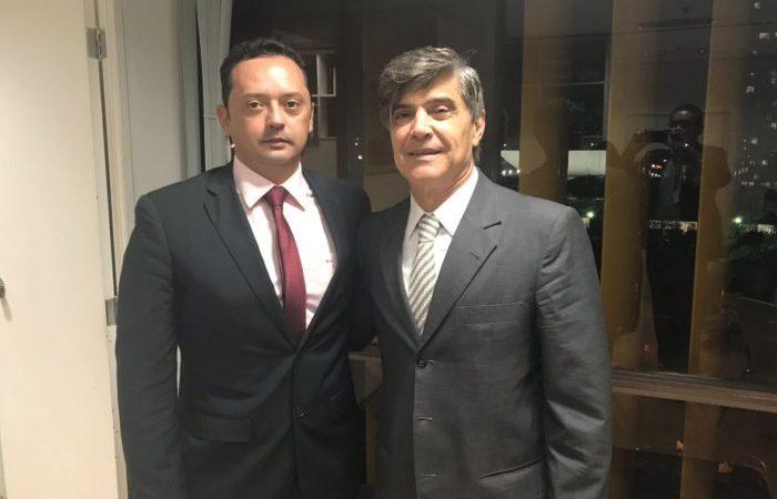 Prefeito de Sumé viabiliza recursos junto ao deputado federal Wellington Roberto