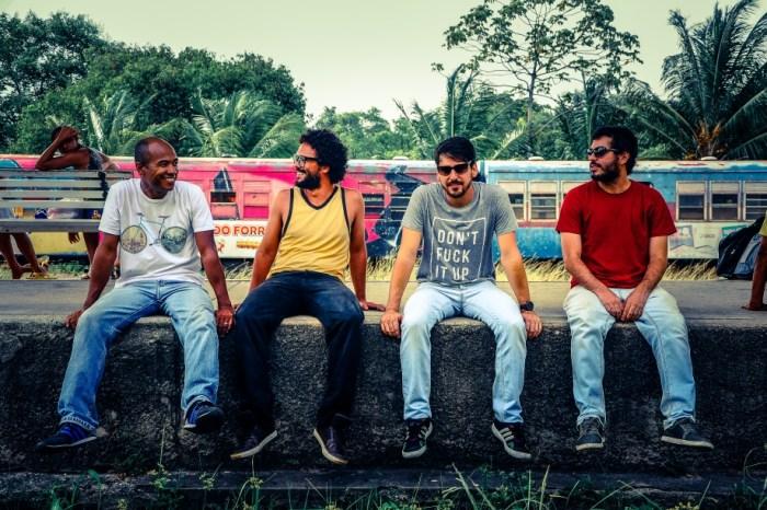 Arena Cultural traz a mistura de ritmos da banda pessoense Meiofree para Monteiro