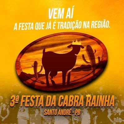 Emancipação Política e Festa da Cabra Rainha em Santo André já têm data definida