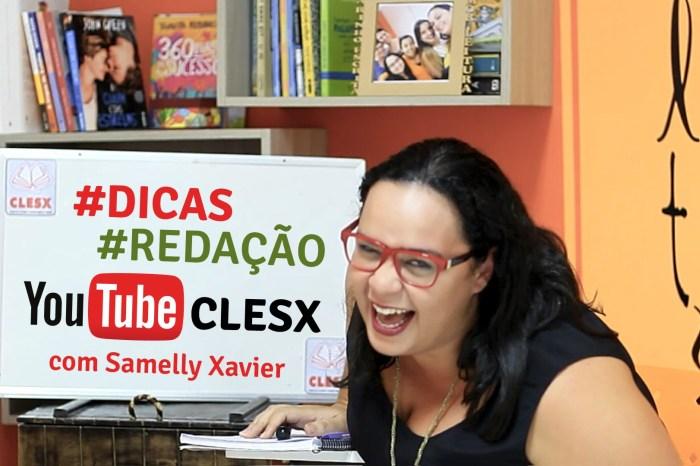 Clesex realiza aulas gratuitas de redação para o Enem na cidade de Gurjão