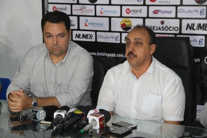 Botafogo da Paraíba acusa MPPB de 'parcialidade'
