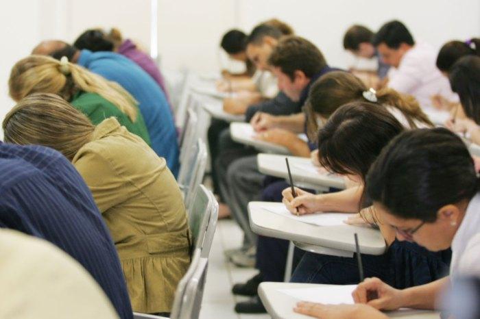 Mais de 2 mil candidatos faltam às provas do concurso da Fundac