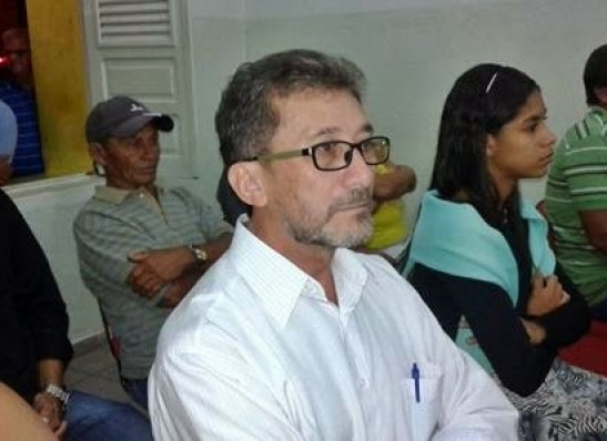 Do DEM, prefeito de S. J. do Cariri anuncia apoio a Luiz Couto
