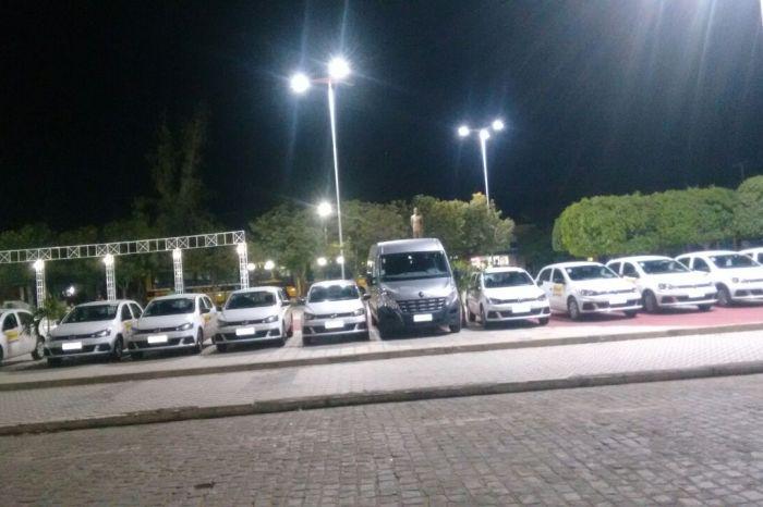 Prefeitura de Monteiro renova a frota de carros para uso nos serviços essenciais