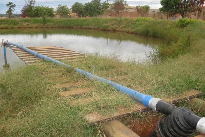 Grandes produtores rurais são acusados de roubarem água da transposição entre Monteiro e Boqueirão