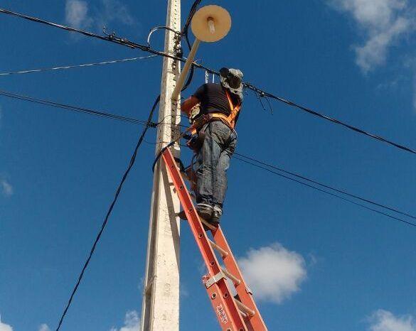Monteiro implanta maior programa de Iluminação rural da história do município
