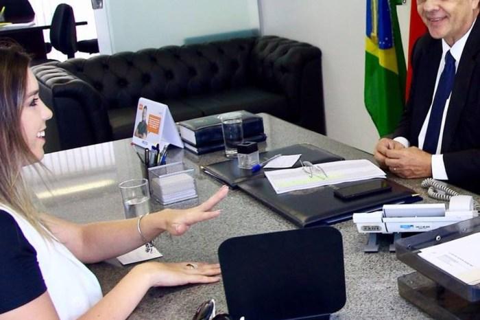 Prefeita de Monteiro, Anna Lorena, avalia como altamente positiva viagem a Brasília
